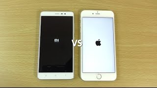 getlinkyoutube.com-Redmi Note 3 VS iPhone 6S Plus - Speed & Camera Test!