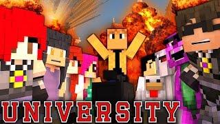 "getlinkyoutube.com-MINECRAFT UNIVERSITY! - ""FILM SCHOOL INSANITY"" #3 (Minecraft Roleplay)"