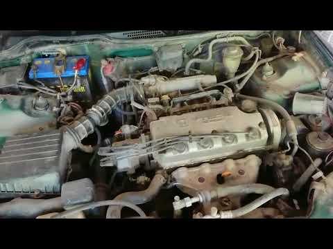 Honda civic_часть 1. Задняя и передняя подвеска