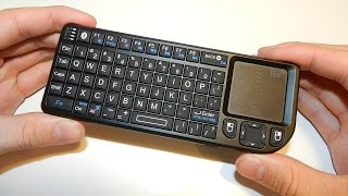 getlinkyoutube.com-The Rii Mini Bluetooth Keyboard Android, IOS [REVIEW]