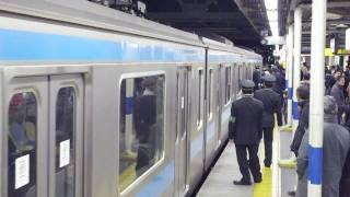 京浜東北線209系ラストラン 〜2010年1月24日〜