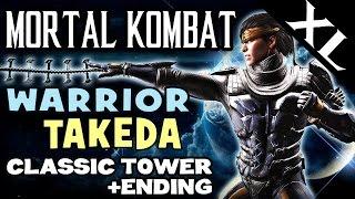 getlinkyoutube.com-MK XL. LASHER TAKEDA (Warrior). Klassic Tower and story ending! (Full HD 1080p)