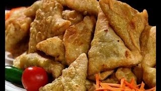 getlinkyoutube.com-سمبوسك بالخضروات - منال العالم
