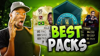 getlinkyoutube.com-LES MEILLEURS PACK DE LA FUT UNITED NEYMAR SIF, LEGENDES ET LACAZETTE IF !