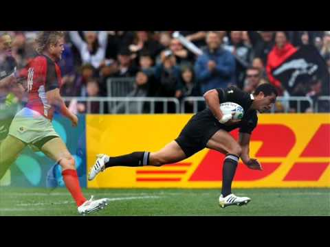 RWC 2011 Highlights - New Zealand vs Canada 79-15