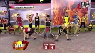 Calle 7 Dual Jaki gana a Karin