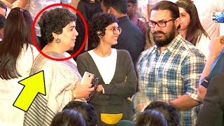 Aamir Khan's Ex Wife Reena & Current Wife Kiran Rao TOGETHER At Same Venue