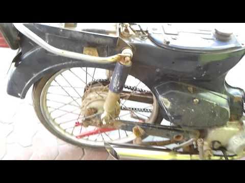Honda-c700 classic