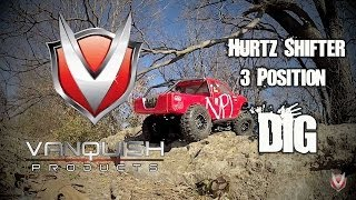 getlinkyoutube.com-Vanquish Products - Hurtz shifter dig for the Axial SCX10
