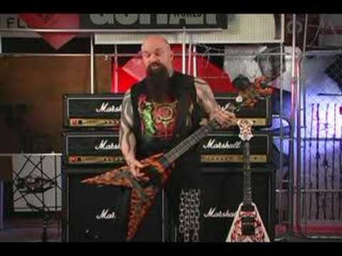 Kerry King's Signature Marshall 2203KK Amp