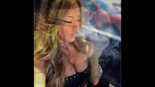 Sexy. Pretty, Beautiful Girls Vaping