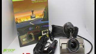 getlinkyoutube.com-วีดีโอรีวิวแกะกล่องกล้องติดรถยนต์ Proof Super HD รุ่น Platinum II Dual (หน้า-หลัง)