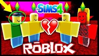 The Sims 4: Roblox! Ep. 1 | JOHN DOE KILLS GREG ON MARCH 24! 😱