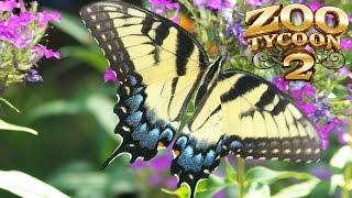 getlinkyoutube.com-Zoo Tycoon 2: Indoor Butterfly Garden Speed Build