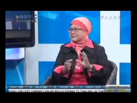QNET Indonesia on MNC Biz TV - Part 2