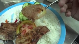 getlinkyoutube.com-Cơm tấm ข้าวหมูย่างเวียดนาม