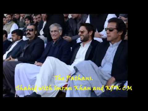 Best Shahid Afridi Tribute Ever  Afridi with celebrities, world leaders and legendary players