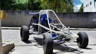 getlinkyoutube.com-Buggy Piranha 1800cc (VW engine)