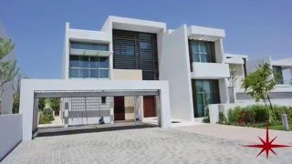 getlinkyoutube.com-4, 5 and 6 BR Contemporary Villas, 3 Minutes Drive from Burj Khalifa