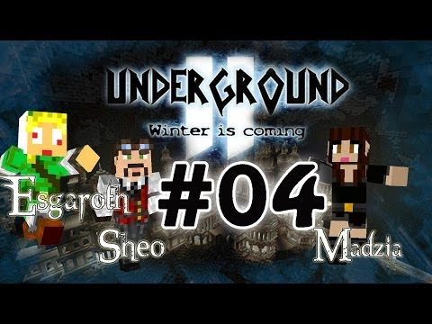 Underground 2 - Winter is coming - #04 - Minecraft Survival /w Sheo i Esgaroth