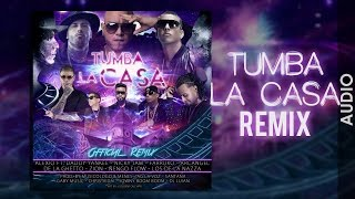 getlinkyoutube.com-ALEXIO - Tumba La Casa Remix ft. Daddy, Nicky Jam, Arcangel, Ñengo Flow, Zion, Farruko, De la Ghetto