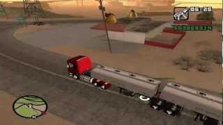 getlinkyoutube.com-vida de caminhoneiro - GTA san andreas