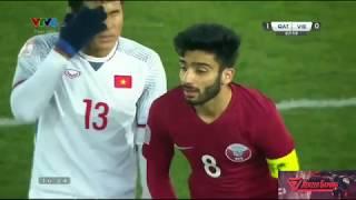 Khoảnh khắc đáng nhớ trận bán kết U23 Việt Nam-Qatar |tôi đã phải nín thở khi xem clip này
