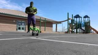 getlinkyoutube.com-green hulk vs red hulk