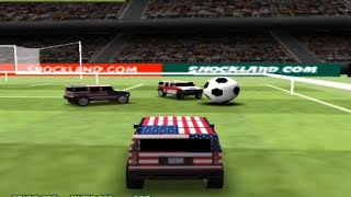 Hummer Football Game World Hummer Cars Soccer Cup - Best Kid Games