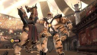 getlinkyoutube.com-Mortal Kombat 9 - Kintaro Expert Ladder