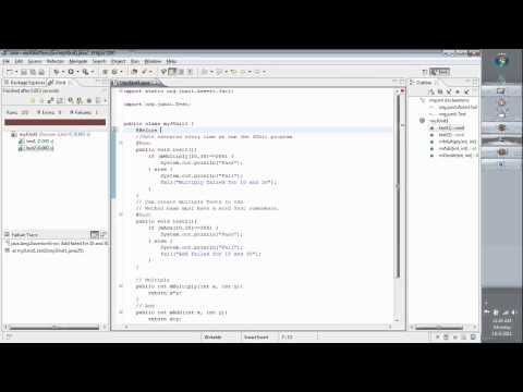 Selenium eLearn JUnit Tutorial for Beginner Java Methods JUnit Selenium Test Automation