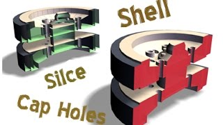 getlinkyoutube.com-25 Modifiers in 3Ds MAX (Slice & Cap Holes & Shell)