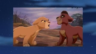 getlinkyoutube.com-The Lion King 2 - Kiara Meets Kovu + Zira's Entrance Swedish (Sub & Trans)