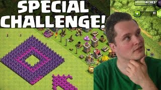 getlinkyoutube.com-SPECIAL CHALLENGE || CLASH OF CLANS || Let's Play COC [Android iOS] Ansicht Fred