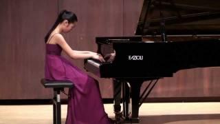 getlinkyoutube.com-Tiffany Poon plays Beethoven Moonlight Sonata