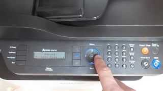 Fix Firmware Reset Xpress SL M2070F M2070FW M2670 M2675 M2870 M2875  Resoftare cip MLT D116 part 2