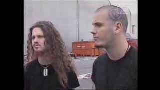 getlinkyoutube.com-Pantera: Headbangers Ball Interview with Phil Anselmo & Dimebag Darrel - Paris, France (1992)