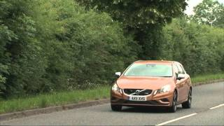 getlinkyoutube.com-Fifth Gear Web TV - Volvo V60 DRIVe Road Test