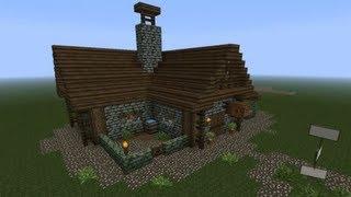 getlinkyoutube.com-#Minecraft - Töpferstübchen bauen