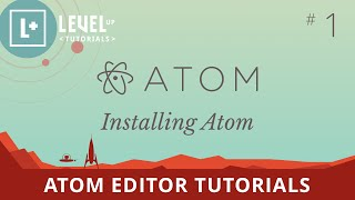 getlinkyoutube.com-Atom Editor Tutorials #1 - Installing Atom