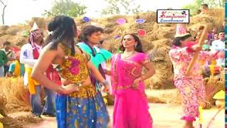 getlinkyoutube.com-HD लहंगा करता लसालस | 2012 hit Holi Song | Chhotu Chhaliya