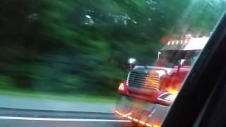 getlinkyoutube.com-Custom Freightliner Columbia tanker truck
