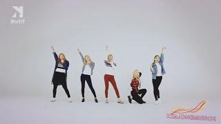 getlinkyoutube.com-Red Velvet - Ice Cream Cake Dance Compilation ( Mirrored ) [2nd ver]