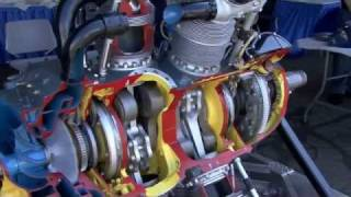getlinkyoutube.com-Pratt & Whitney R-2800 Double Wasp Cutaway