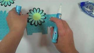 getlinkyoutube.com-Cricut Episode 162 - Sweet Treats Flower Party Favor