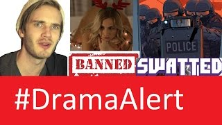 getlinkyoutube.com-YouTube Recommends P0RN! #DramaAlert Youtuber SWATTED! Zoie Burgher Banned! KSI vs LEAFY!