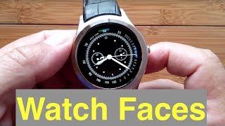 No.1 D5 Smartwatch Watch Faces
