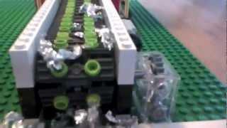 getlinkyoutube.com-Lego Shredder (Muffin Monster)