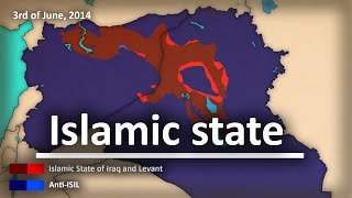 getlinkyoutube.com-«Islamic state of Iraq and Levant» | Every day | April 2013 - January 2016