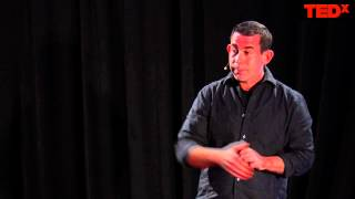 getlinkyoutube.com-Getting comfortable with the uncomfortable | Harlan Cohen | TEDxUrsulineCollege